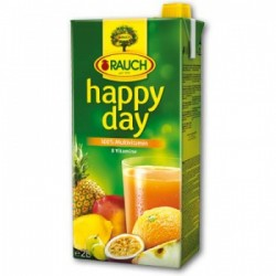 Happy Day Multivitamín 2 l