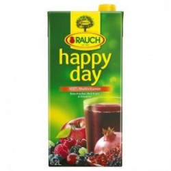 Happy Day Multivitamín Red Fruit 2 l