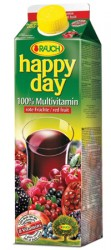 Happy Day Multivitamín Red Fruit 1 l
