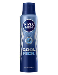 Nivea antiperspirant spray Cool kick 150 ml